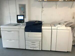 Xerox Color C70 Digital Press / Production Printer