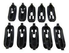 10x Zierleisten Leisten Befestigung Klammer Clip 8L0853909 für Audi A3 S3 8L
