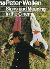 Signs and Meaning in the Cinema, New and Enlarged Edition by Wollen, Peter