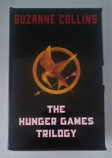 The Hunger Games Trilogy HC Suzanne Collins 2010 Scholastic Boxed Set