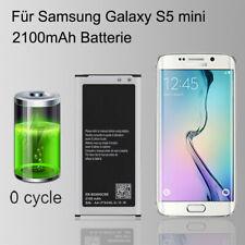 Original Samsung Galaxy S5 mini Akku SM-G800F Batterie Accu Battery EB-BG800BBE