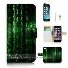( For iPhone 6 Plus / iPhone 6S Plus ) Case Cover P2354 Matrix