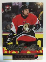 2005-06 FLEER ULTRA #235 Brian McGrattan Rookie RC Ottawa Senators  NM-MT