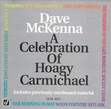 Mckenna, Dave : Celebration of Hoagy Carmichael CD