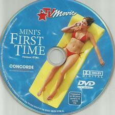 Mini`s First Time / TV Movie-Edition 20/08 / DVD-ohne Cover