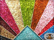 Glitter Crafting Vinyl Large Stargem  Fabric / 54