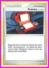 "Carte Pokemon ""TRAINER"" PLATINE Pokédex 114/127 UNCO ◊  VF"