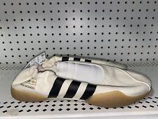 Adidas Taekwondo Womens Boxing Sparring MMA Shoes Size 8.5 Cream White Black