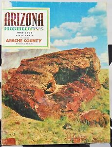 Arizona Highways Magazine May 1969 Tonto Apache County