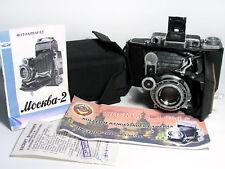 MOSKVA-2 Russian compact folding 6x9 Camera