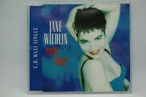 Jane Wiedlin - Rush Hour   (3 Track CD Single )  Rare  (The Go-Go's)