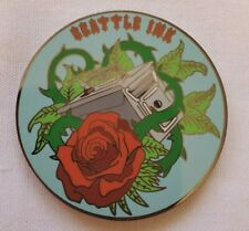 Geocoin Club - May 2009 - Seattle Ink - New Unactivated Geocoin