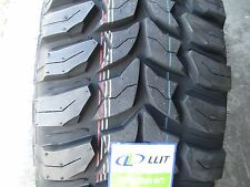 4 New 35x12.50R17 Inch Crosswind Mud Tires 35125017 12.50 35 1250 17 M/T MT  R17