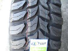 4 New 33x12.50R18 Inch Crosswind Mud Tires 33125018 12.50 33 1250 18 M/T MT  R18