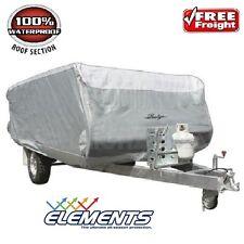 Camper Trailer Campervan  Cover 3.7-4.2m 12-14' Prestige UV Weather Mildew CCT14