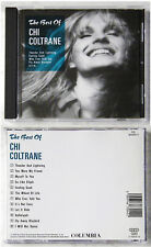 CHI COLTRANE The Best Of - DIE ORIGINALE!. 1988 Columbia CD TOP