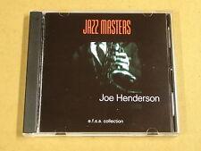 CD / JAZZ MASTERS - JOE HENDERSON