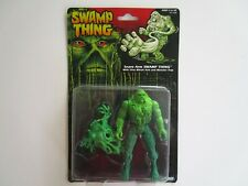 """SWAMP THING """"SNARE ARM"""" SWAMP THING FIGURE  (NEW & MOC) BY KENNER FROM 1990"""