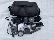 Canon EOS 2000D / Rebel T7 24.1MP  DSLR Camera + 18-55mm Lens And More Bundle!