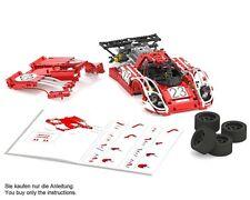 Lego Technik Bauanleitung Porsche 917K No23