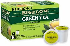 Bigelow Green Tea 12 to 144 Count Keurig K cup Pods Pick Any Quantity