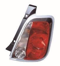 FIAT 500 Unità di Luce Posteriore Lato Del Conducente Luce Posteriore Unità 2008-2013