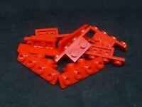 Lego 4x Bracket 1x2-1x4 rounded courners noir//black 2436b NEUF