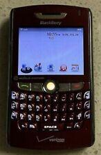 BlackBerry 8830 - Red (Verizon) Smartphone no return
