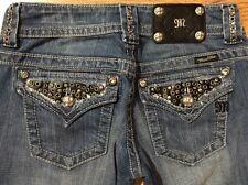 Miss Me Jeans Women's Size 26 Style Jp6065b2 Bootcut