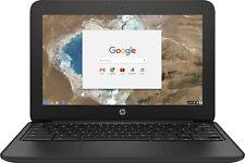 """HP Chromebook 11 G5 EE  Intel Celeron N3060 4GB RAM 16GB SSD 11.6"""" 1FX82UT#ABA"""