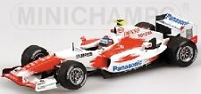 Toyota Tf104 R. Zonta 2004 1:43 Model MINICHAMPS