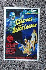 Creature From the Black Lagoon #4 Lobby Card Movie Poster Richard Carlson
