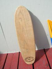 Vintage Phil Edwards model sidewalk surfboard skateboard rare clean surfer hobie