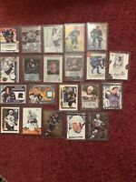21 NHL Enforcers Fighters Auto Game Used Jersey Lot Tie Domi Ray Brashear Berube