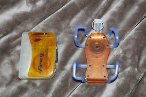 VINTAGE Sony Freq Walkman AM/FM Radio Cassette Player WM-FQ01 Case
