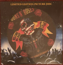 Guns n´ Roses - Welcome To A Night At The Ritz - picture disc ltd. No.15 von 500