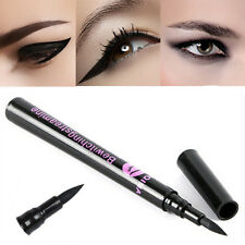 1x Black Waterproof Eyeliner Liquid Eye Liner Pen Pencil Makeup Beauty Cosmetic