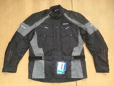 "RK SPORTS Mens Textile Motorcycle / Motorbike Jacket UK 44""- 46"" Chest (c107)"