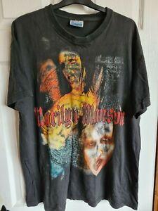 Marilyn Manson t shirt vintage XL