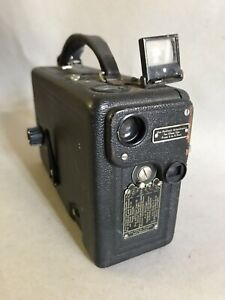 antique cine kodak movie camera model B