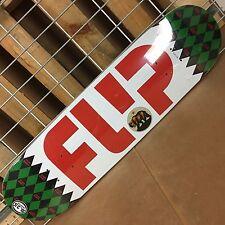 New Flip Caples Argyle Series White Skateboard Deck - 31.5in x 8.25in ae41f1e3414