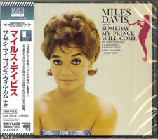 MILES DAVIS-SOMEDAY MY PRINCE WILL COME +2-JAPAN BLU-SPEC CD2 D73