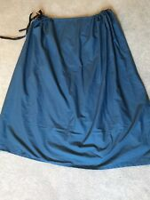Colonial 18th Century Rev War Williamsburg Petticoat Skirt