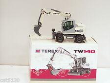 Terex TW140 Wheel Excavator - 1/50 - NZG #697 - MIB