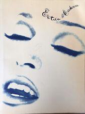 Erotica Madonna Libro Spartiti