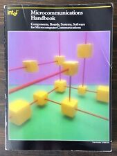 Intel Microcommunications Handbook Data Book 1987