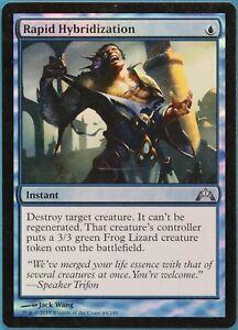 Rapid Hybridization FOIL Gatecrash PLD Blue Uncommon CARD (246397) ABUGames