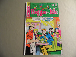 Reggie and Me #88 (Archie Comics 1976) Free Domestic Shipping