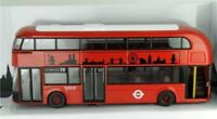 NEW LIVERY FOR LONDON RED MODEL BUS 1:76 SCALE CORGI GS89202