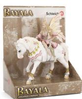 Retired Schleich Am Limes 69 Horse with Winged Fairy Elfen Feya 70400 c.2006